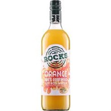 Rocks Organic Orange Squash 740ml