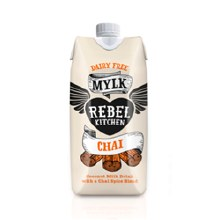 Rebel Kitchen Dairy Free Organic Chai Latte 330ml