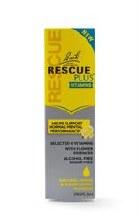 Rescue Rescue Plus Dropper 20ml 20ml