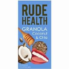 Rude Health Coconut & Chia Granola 450g