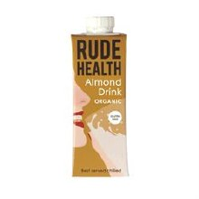 Rude Health Organic Almond Drink 250ml