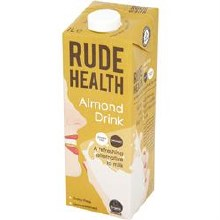 Rude Health Organic Almond Drink 1000ml