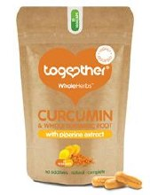 Together Health WholeHerb Turmeric & Curcumin 30 capsule