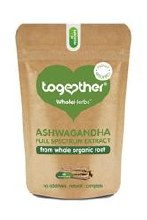 Together Health WholeHerb Ashwagandha 30 capsule