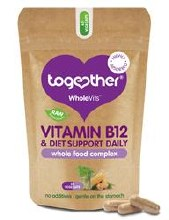 Together Health WholeVit B12 & Diet Support 60 capsule