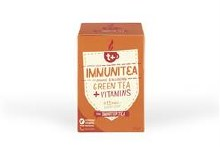 T Plus Drinks t + Immunitea Vitamin Tea 15 sachet