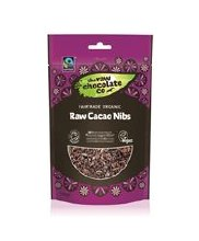 The Raw Chocolate Company Cacao Nibs Organic FT 150g