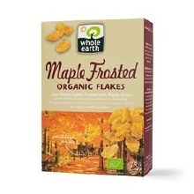 Whole Earth Maple Frosted Flakes 375g