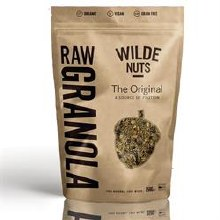 Wilde Nuts The Original Granola 350g