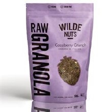 Wilde Nuts Cocoberry Crunch Granola 350g