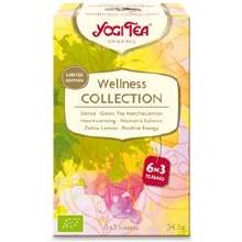 Yogi Tea Wellness Collection 18bag