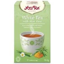 Yogi Tea White Tea Aloe Vera 17bag