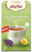 Yogi Tea Alkaline Herbs 17bag
