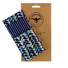 The Beeswax Wrap Company Beeswax Small Kitchen Wraps 1 Pack
