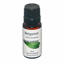 Amour Natural Bergamot Pure essential oil or Single item only No Cases
