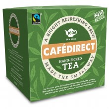 Cafedirect Cafedirect Decafeinated T Bags 80 Bags