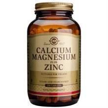 Solgar Calcium Magnesium plus Zinc Ta 250