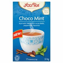 Yogi Tea Choco Mint Tea 17bag