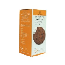 Against The Grain Chocolate & Orange Cookies 150g