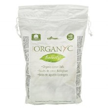 Organyc Cotton Balls 100