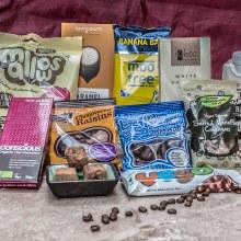 Conscience foods Dairy Free Chocoholics Box x 10 items