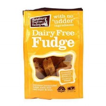 Fabulous Free From Factory Dairy Free Fudge 200g