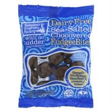 Fabulous Free From Factory Dairy Free S/salt Fudgee Bites 65g