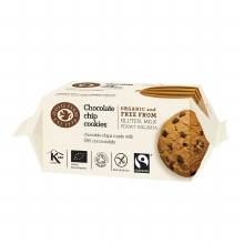 Doves Farm Doves Choc Chip Cookies 180g