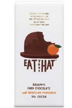 Eat Your Hat Eat Your Hat Dark Choc Mandar 91g