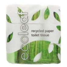 Suma Ecoleaf Toilet Tissue 9pack