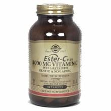 Solgar Ester-C Plus 1000 mg Vitamin C 30