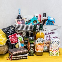 Conscience foods Family Sharing Luxury Hamper x 17 items