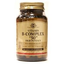 Solgar Formula Vitamin B-Complex 50 V 50