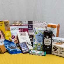 Conscience foods Gluten & Dairy Free Selection x 14 items