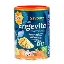 Engevita K Engevita Yeast Flakes B12 125g