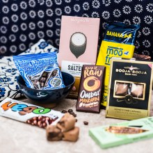 Conscience foods Love Chocolate Hate Dairy Box x 7 items