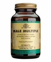 Solgar Male Multiple Tabs * 60