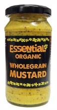 Essential Mustard Wholegrain NULL