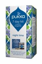Pukka Herbs Night Time 7 Day Kit 14.98g