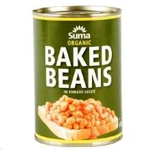 Organic Kitchen Organic Baked Beans 400g