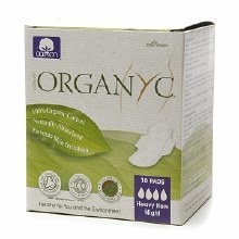 Organyc Organyc Heavy Pads Travel Pack 10