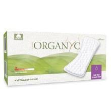 Organyc Panty liners Flat Extra Long  20