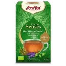 Yogi Tea Senses Peaceful Moment 20bag