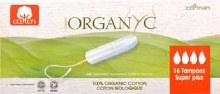 Organyc Tampons Super 16