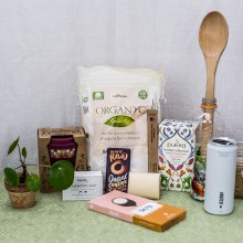 Conscience foods The Eco-box x 9 items