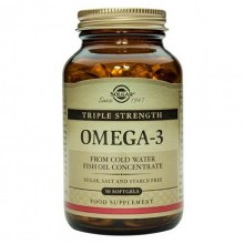 Solgar Triple Strength Omega-3 Softge 50