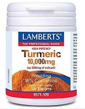 LAMBERTS TURMERIC 120
