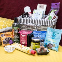 Conscience foods Vegan Treat Luxury Hamper x15 items
