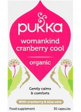 Pukka Womankind Cranberry Cool  30 caps