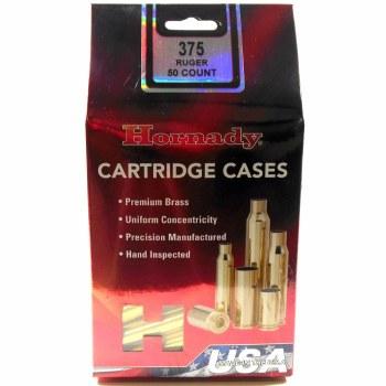 .375 Ruger Hornady Cases 50/bx